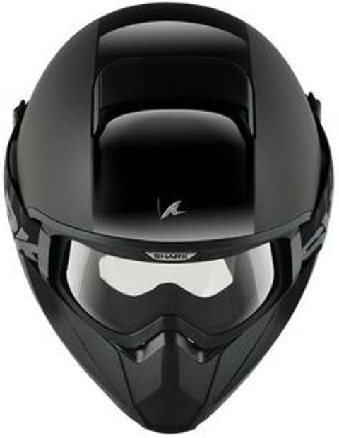 Capacete Shark Vancore Dual Black BLK!! New