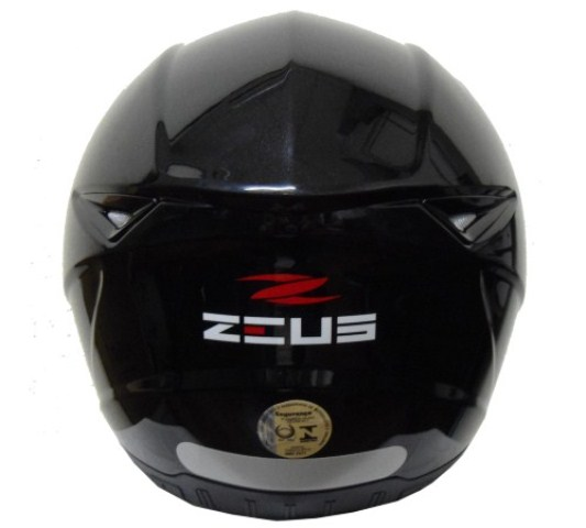 Capacete Zeus 811 EVO Preto Brilhante