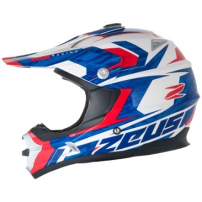 Capacete Zeus 951 Team Wht/Red