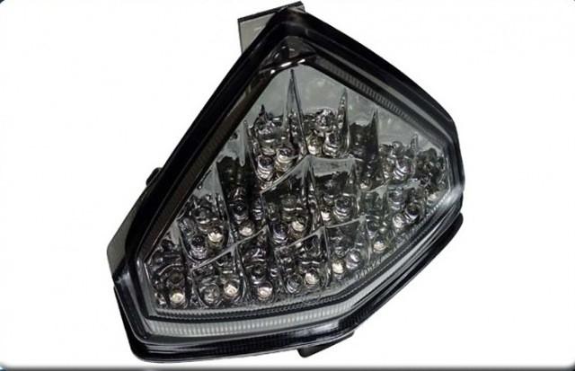 LANTERNA LED COM PISCA CB1000R