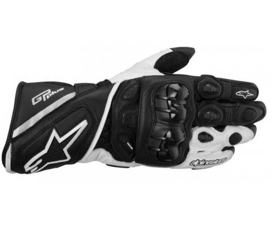 Luva Alpinestars Gp Plus black/white