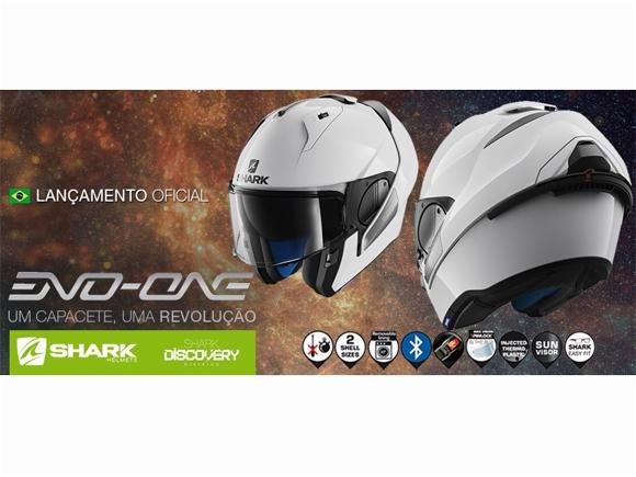 SHARK EVO ONE ASTOR KWR NEW