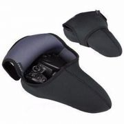 Case Bolsa Neoprene Tamanho M e G Greika Bag para Cameras Superzoom e compactas