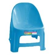 kit 4 Pç Poltrona Cadeira Conforto Infantil Paramount Coloridas
