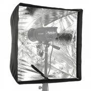 Softbox Universal Greika 60x60 para Iluminação de Estúdios Fotográficos
