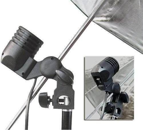 2 Kit Iluminação Estúdio Luz Continua Foto/vídeo com lampada 270W Profissional