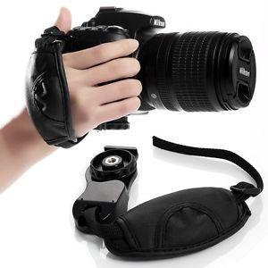 Alça De Mão Hand Grip Camera Dslr Strap Canon Videomaker