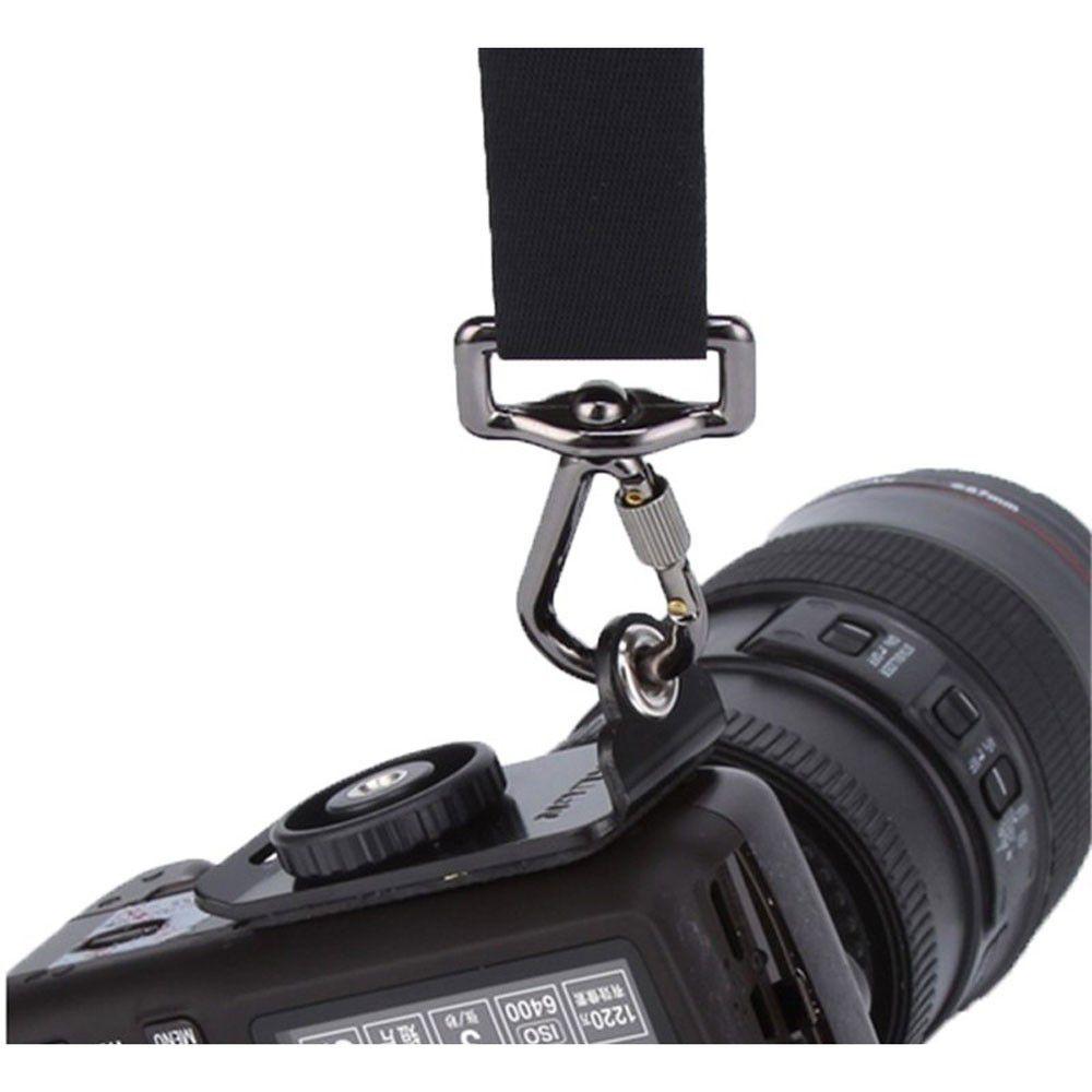 Alca De Ombro Quick Strap P/ Camera Dslr Nikon Canon Fuji