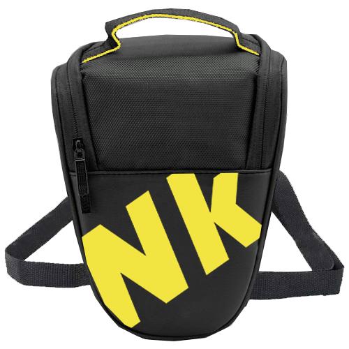 Bolsa Fotografica NK para câmeras Nikon profissionais