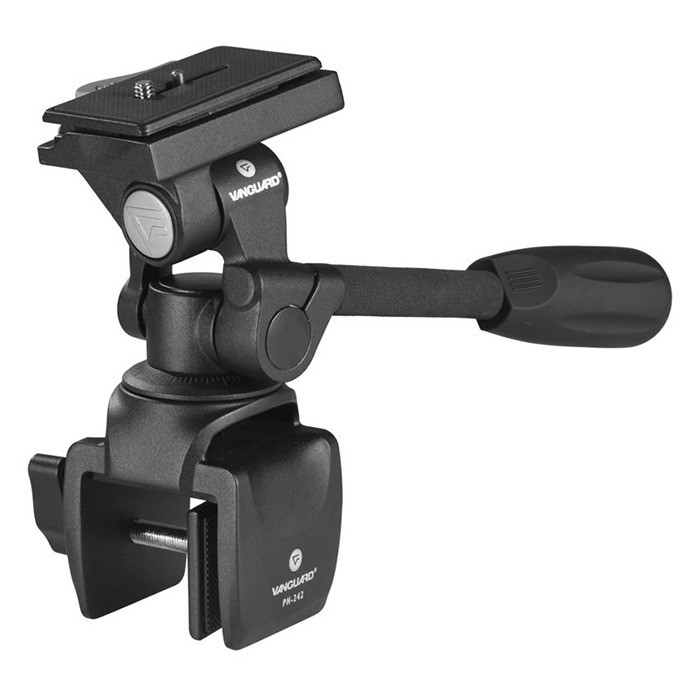 Cabeça Flex Foto Video Vanguard Ph242 Window Mount Head Ph-2