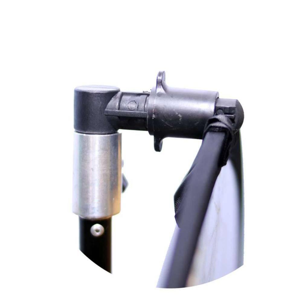 Clip Adaptador Greika YA428 para Fixação de Rebatedor