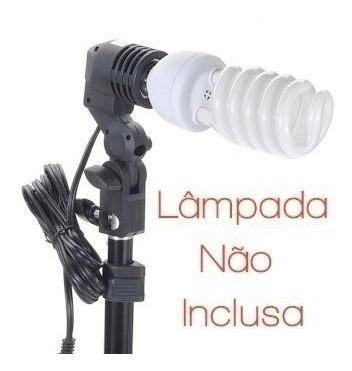 Conjunto Iluminação Estúdio Newborn Luz Continua Foto Vídeo