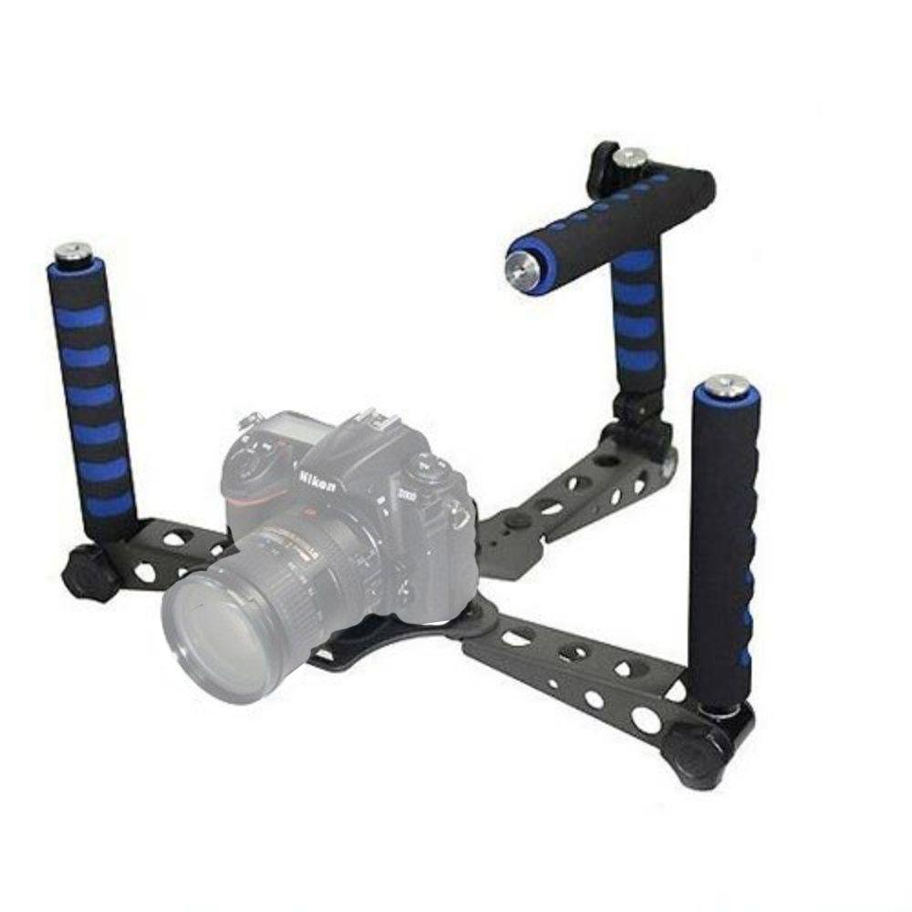 Estabilizador P/ Ombro Dslr Filmadora Inteligente Rig Rl-01