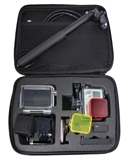 Estojo para Transporte Cameras de Ação Go - Pro West