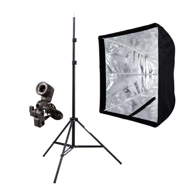 Estúdios Fotográficos  Softbox luz continua 60x90 Iluminação Greika ou godox
