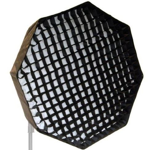 Grade Colmeia Fotográfico Grid Octabox 80cm