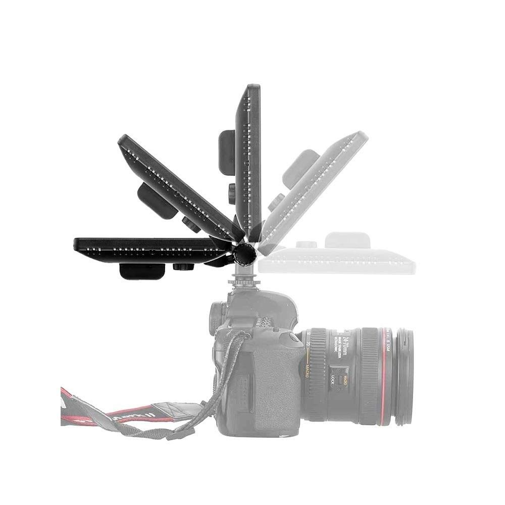 Iluminador De Led Soft Mettle Para Câmeras Dslr - Vpad112
