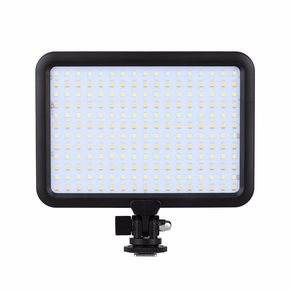 Iluminador LED Godox 126 Para Fotografia e Videos 126 Leds