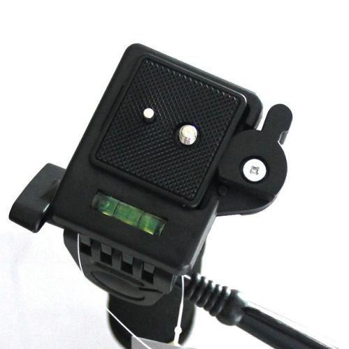 kit 2 Monope Camera Dslr E Vídeo Weifeng Wt 1005 1,80m suporta 3 kg c/ bolsa