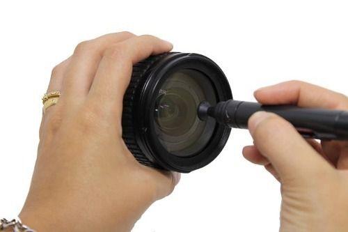 kit 3 Caneta Limpeza LP-01 lp01 Greika câmeras profissionais