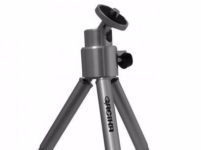 kit 5 Mini Tripe Para Camera Fotografica Wt0500 Greika