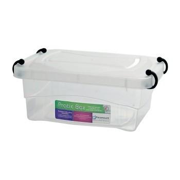 Kit Box Caixa Organizador Paramount Marmita 1 litro