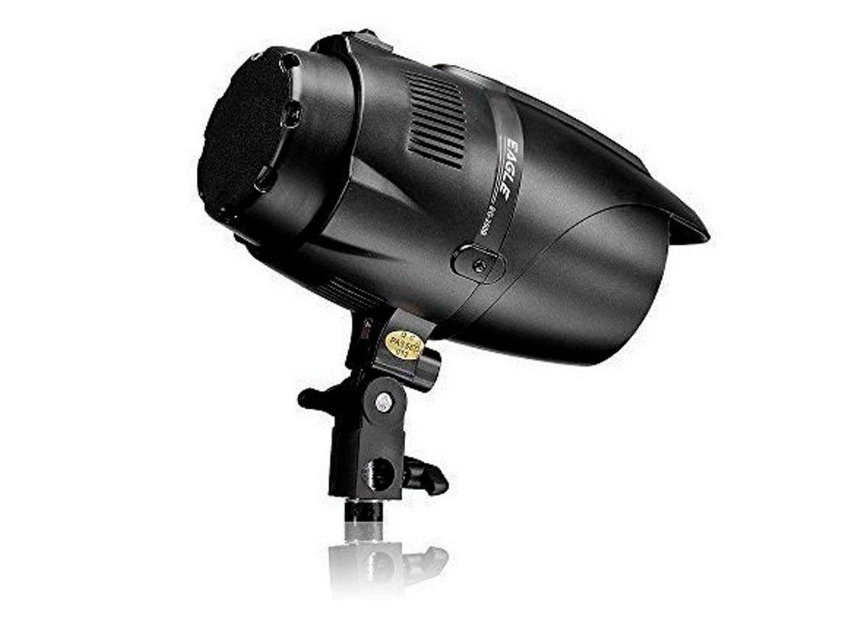 Kit De Iluminação Argos 2 500W 110v ou 220 - 60x60 Greika Com Bolsa