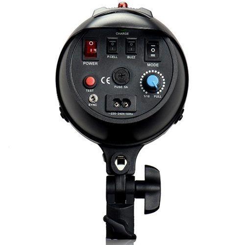 Kit De Iluminação Argos 2 500W 110v ou 220 - Greika Com Bolsa