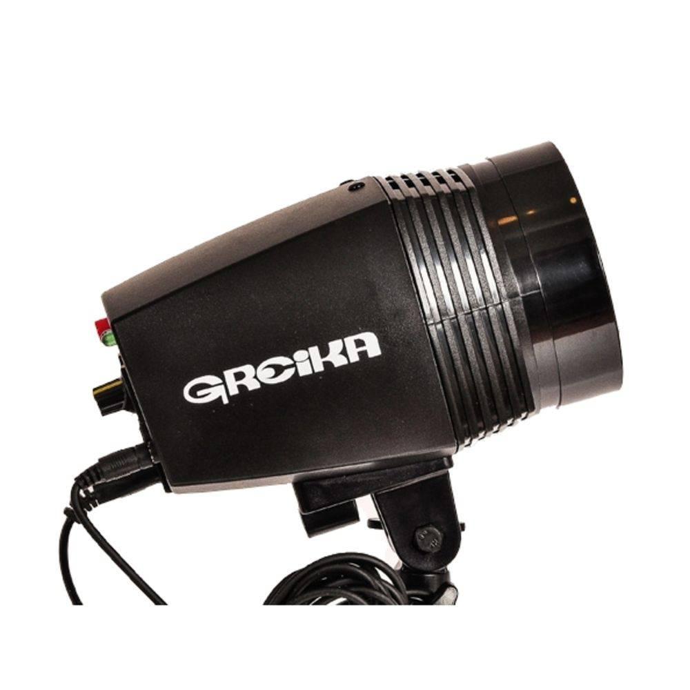 Kit De Iluminação Argos Com 8 Itens 110v ou 220 - Greika Kit Argos