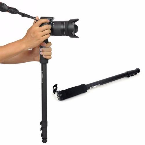 Monopé Weifeng Wt-1003 1,70m Sony Nikon Canon Até 3kg Com bolsa