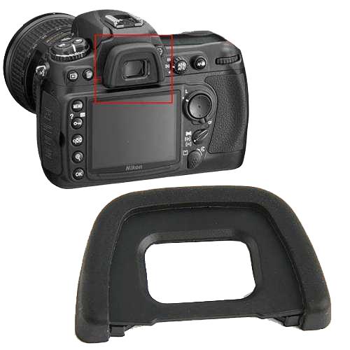 Ocular Eyecup Dk-23 Para Nikon D300, D300s E D7100