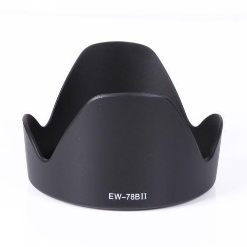 Parasol para lente EW-78BII para lente EF 28-135mm f / 3.5-5.6 IS