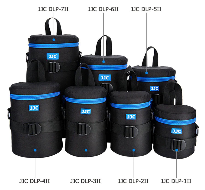 Porta Lente Case Macio prova dagua p/ lentes DLP-4 100 x 175mm
