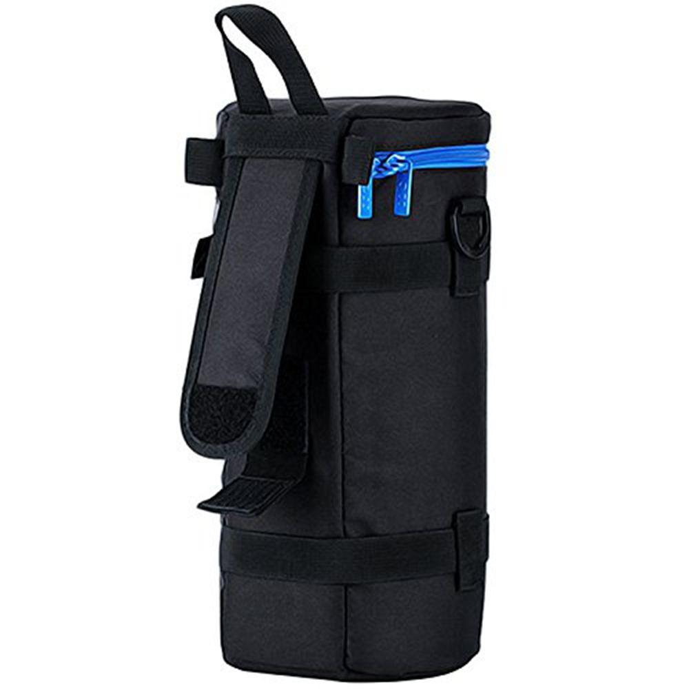Porta Lente Case Macio prova dagua p/ lentes DLP-7 130x 290mm