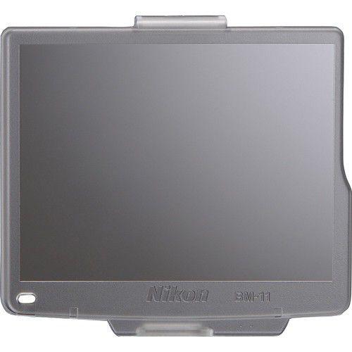 Protetor Lcd Camera Nikon D7000 Plástico Rígido Bm-11