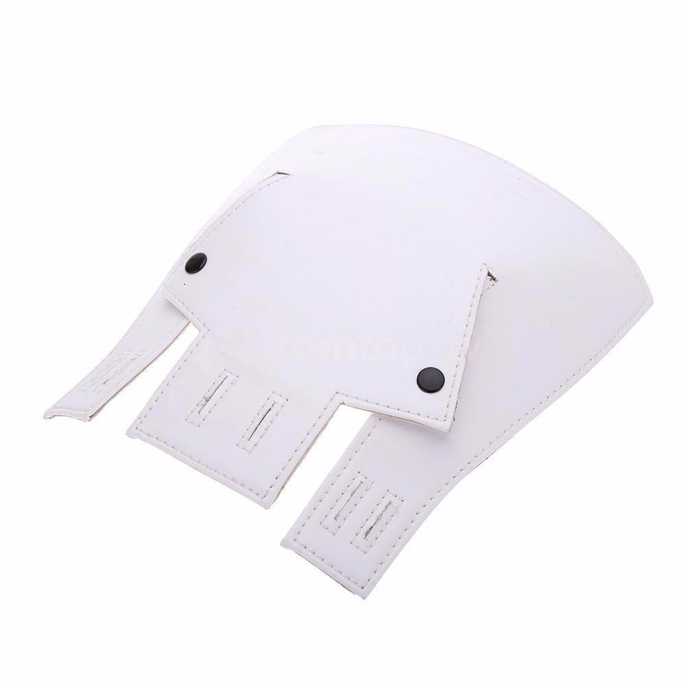 Rebatedor Leque Fotografico Branco em couro sintetico