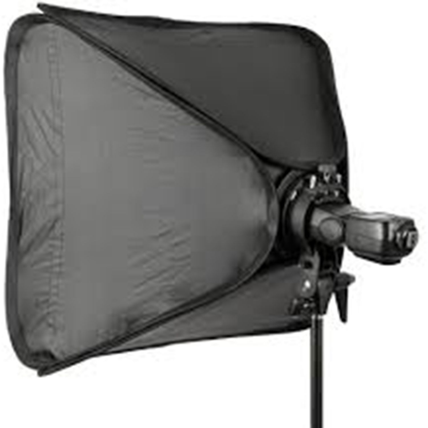 Softbox P/ Flash Speedlight 80x80 Godox / Dobravel