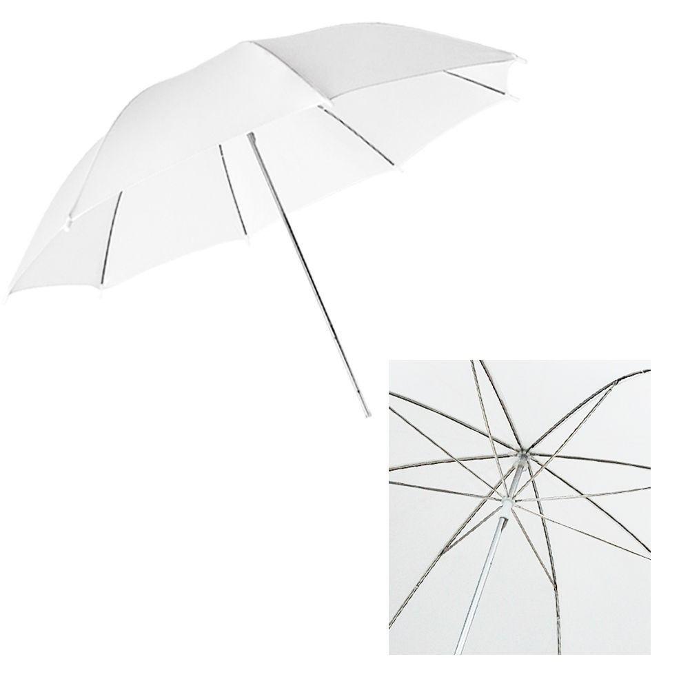 Sombrinha Refletora Branca 91cm Suavisadora