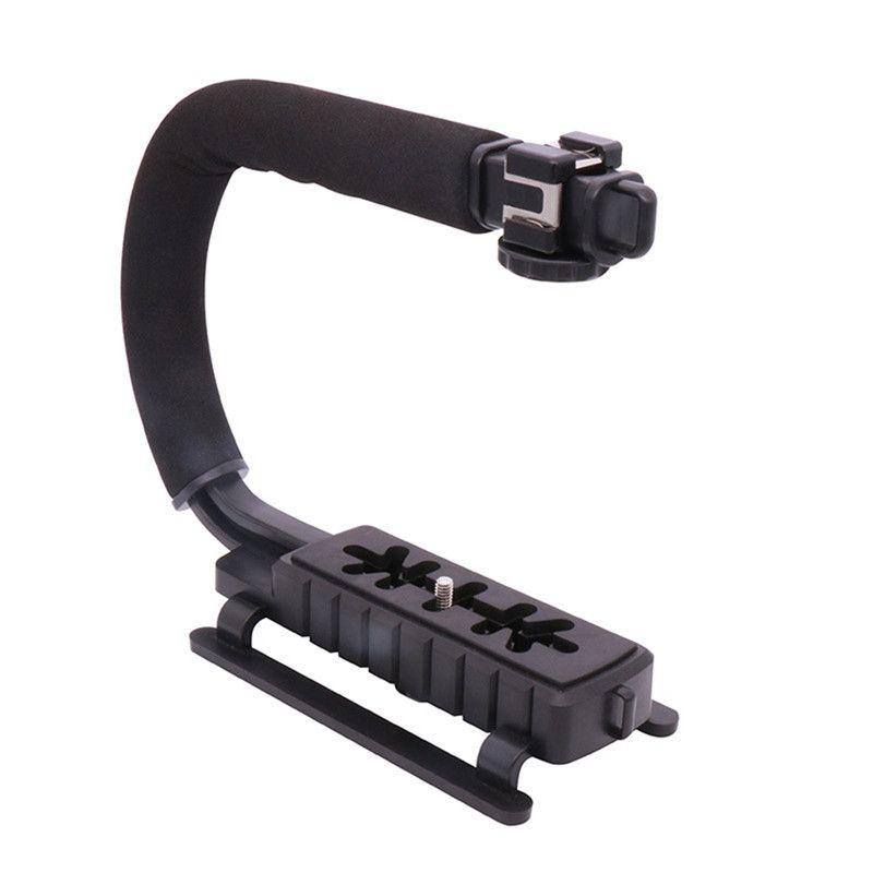 Suporte De Mão E Estabilizador Para Camera Dslr E Filmadora