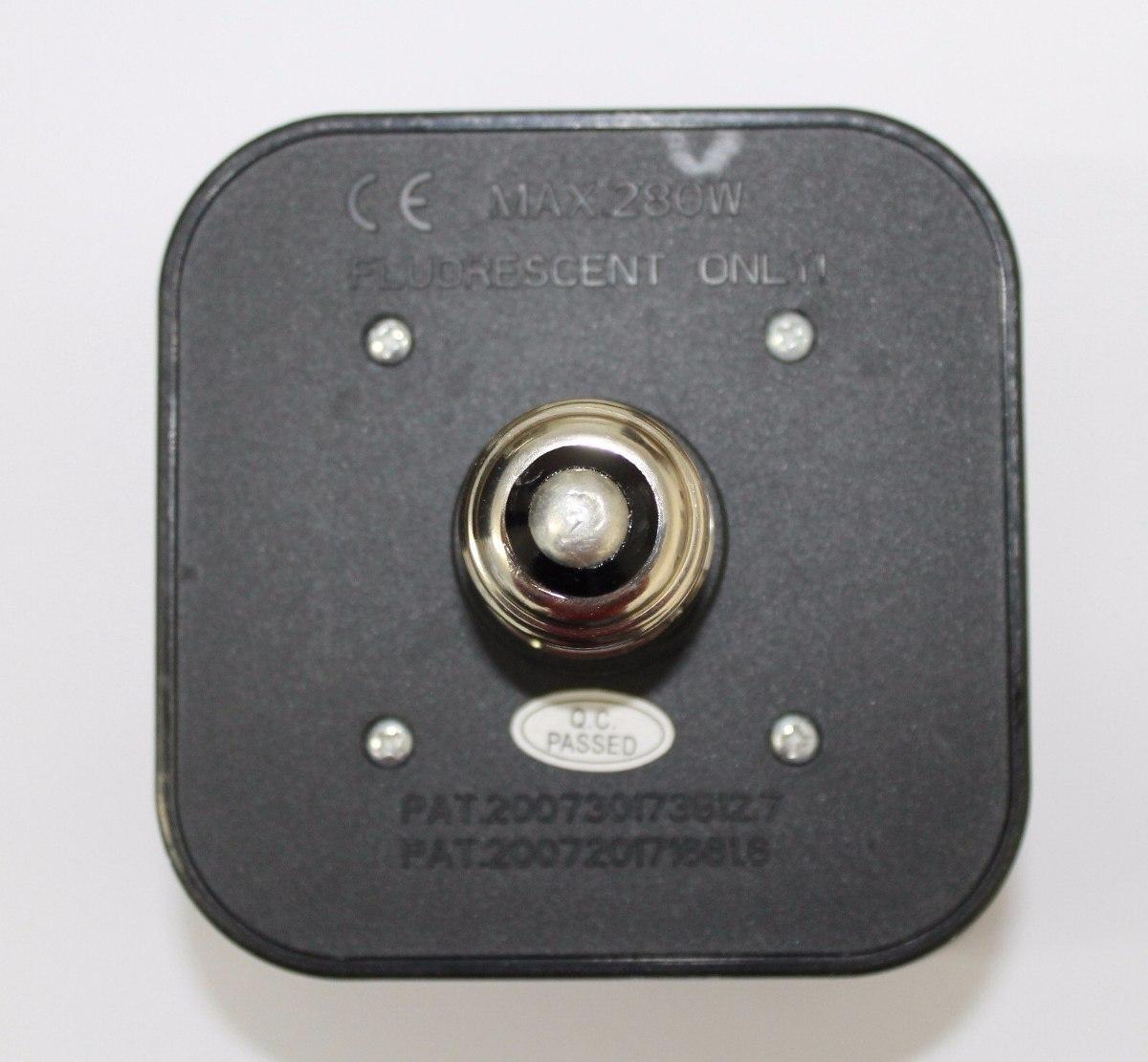 Suporte Soquete Para 4 Lâmpadas E27 Flh-401 Greika Iluminação