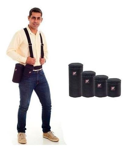 Suspensorio 4 Cases Lentes Rigidos Canon Nikon Youngnou