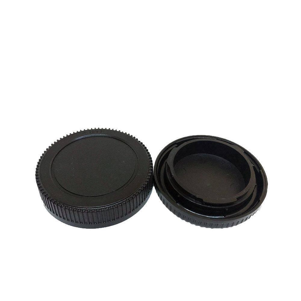Tampas Para Corpo E Lente De Câmera Nikon Montagem  Greika RBC05