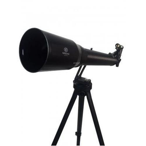 Telescópio Reflator Azimutal abertura 700mm distan focal 70mm Greika TELE-70070