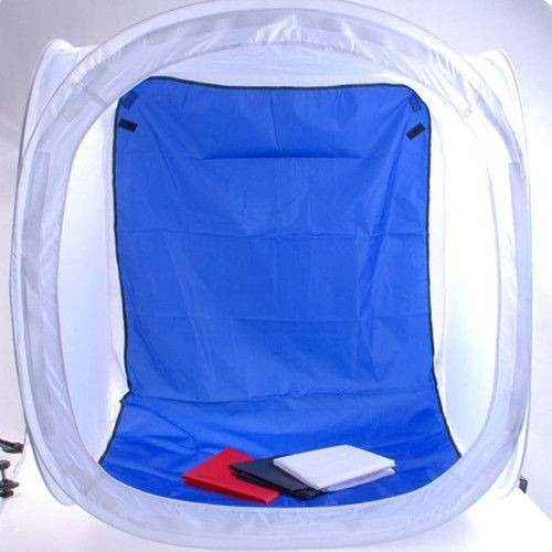 Tenda Difusora Estudio Fotografico Softbox P/ Produto 60x60