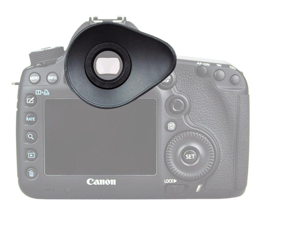 Visor Ocular de Borracha para Canon EC-EG