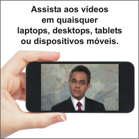 Videocurso Online: 3 DIMENSÕES DA MOTIVAÇÃO  - Robson Marinho