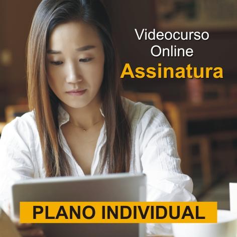 MOTFLIX - ASSINATURA VIDEOCURSOS ONLINE - 1 Usuário