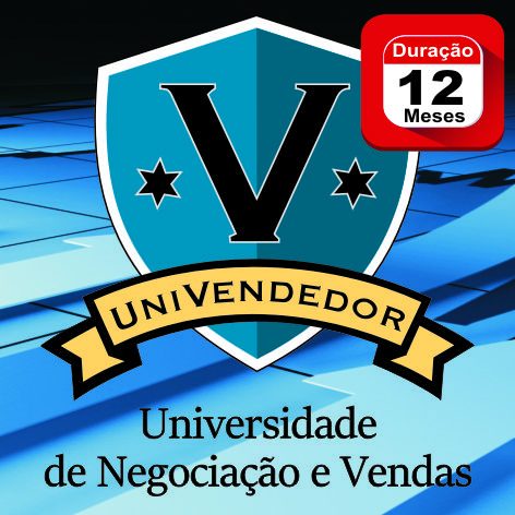 UNIVENDEDOR - Universidade de Negociação e Vendas - Programa em Videoaulas