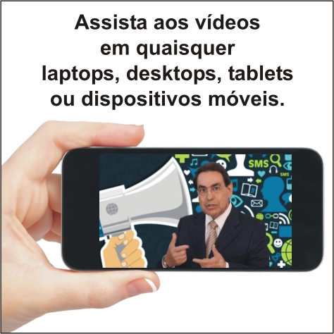 Videocurso Online: O USO E MAU USO DO WHATSAPP NAS EMPRESAS - Luiz Marins