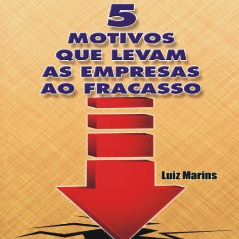 Videocurso Online: 5 MOTIVOS QUE LEVAM AS EMPRESAS AO FRACASSO - Luiz Marins